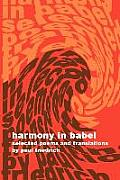 Harmony in Babel signed