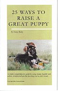 25 Ways To Raise a Great Puppy