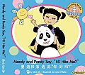 "Mandy and Pandy #1: Mandy and Pandy Say, ""Ni Hao Ma?"""