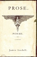 Prose. Poems. a Novel. Cover
