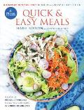 Primal Blueprint Quick and Easy Meals: Delicious, Primal-Approved Meals You Can Make in Under 30 Minutes Cover