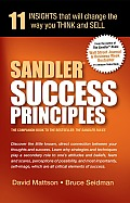 Sandler Success Principles 11 Insights That Will Change the Way You Think & Sell