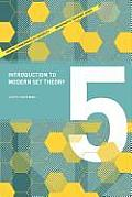 Introduction to Modern Set Theory