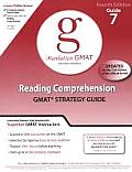 Reading Comprehension GMAT Preparation Guide 2009 Edition
