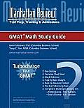 Manhattan Review Turbocharge Your GMAT Series Math Study Guide