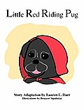 Little Red Riding Pug Cover
