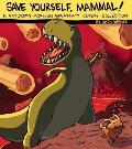 Save Yourself Mammal Saturday Morning Breakfast Cereal Collection