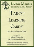 Tarot Learning Cards Self Study Flash Cards