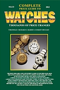 Complete Price Guide to Watches #33: Complete Price Guide to Watches