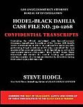 Hodel-Black Dahlia Case File No. 30-1268