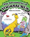 The Adventures of Yogasaurus, Nature Paints