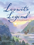 Loowits Legend The Story of the Columbia River Gorge