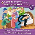 Snow White/Blanca Nieves: Bilingual Fairy Tales (Level 4)