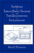 The Modes of Thermal Energy Transport and Their Demonstration in the Laboratory