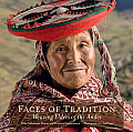 Faces of Tradition: Weaving Elders of the Andes