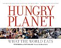 Hungry Planet: What the World Eats Cover