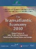 The Transatlantic Economy 2010: Annual Survey of Jobs, Trade, and Investment Between the United States and Europe (Transatlantic Economy: Annual Survey of Jobs, Trade & Investment) Cover