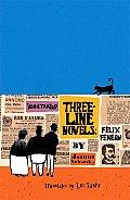 Illustrated Three Line Novels
