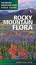 Rocky Mountain Flora 2nd Edition Cover