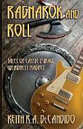 Ragnarok and Roll: Tales of Cassie Zukav, Weirdness Magnet