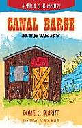 Canal Barge Mystery