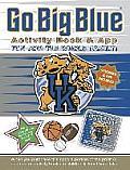 Go Big Blue Activity Book & App
