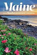 2016 Maine Down East Engagement Calendar