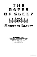The Gates of Sleep Cover