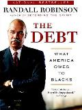 The Debt: What America Owes to Blacks Cover