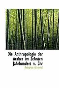Die Anthropologie Der Araber Im Zehnten Jahrhundert N. Chr