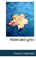 Poems and Lyrics
