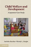 Child Welfare and Development: A Japanese Case Study Cover