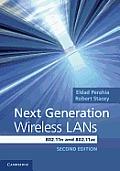 Next Generation Wireless LANs 2nd Edition 802.11n & 802.11ac