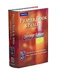 Prayer Book and Bible-KJV-Heritage