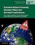 Special Publications of the International Union of Geodesy a #1: Extreme Natural Hazards, Disaster Risks and Societal Implications