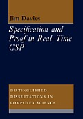 Specification and Proof in Real Time CSP