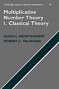 Multiplicative Number Theory I: Classical Theory