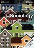 Cambridge International as and a Level Sociology Teacher's Resource CD-ROM