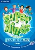 Super Minds American English Level 1 Presentation Plus DVD-rom