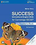 Success International English Skills for Cambridge Igcse(r) Teacher's Book with Audio CD