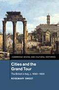 Cities and the Grand Tour