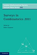 London Mathematical Society Lecture Note #392: Surveys in Combinatorics 2011