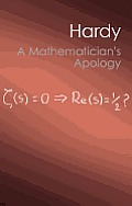 A Mathematician's Apology (Canto) Cover