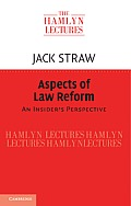Aspects of Law Reform: An Insider's Perspective