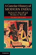 A Concise History of Modern India (Cambridge Concise Histories)