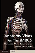 Anatomy Vivas for the Intercollegiate Mrcs Cover