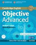 Objective Advanced Student's Book Without Answers [With CDROM]