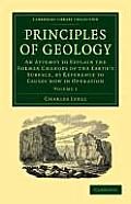 Principles of Geology: Volume 1