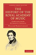 The History of the Royal Academy of Music