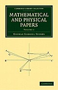 Mathematical and Physical Papers 5 Volume Set